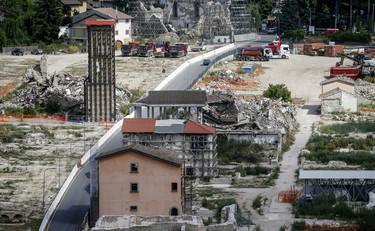 Terremoto 4 Anni Fa Il Boato Che Scosse Amatrice E Accumoli Corriere Di Rieti