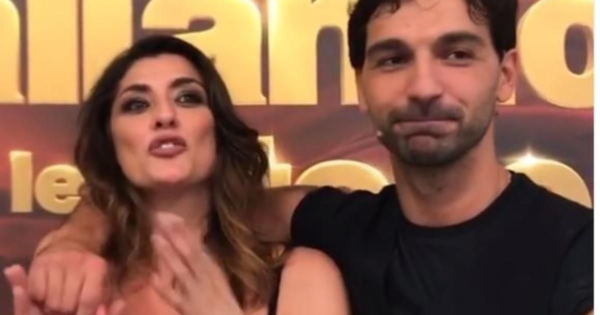 Elisa Isoardi stella di Ballando con le stelle gela Raimondo Todaro ...