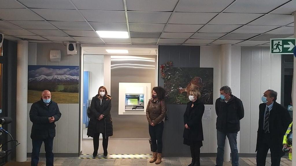 Terremoto, inaugurato il nuovo ufficio postale di Amatrice ...