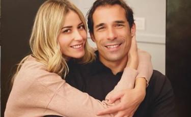 Muy cierto, le cuenta a Elena Santarelli sobre la enfermedad de su hijo Giacomo