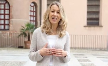Returnees, Lucia Corno in the web series 9 Cologne and Farnesina: Research is also possible in Milan