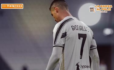 Barba no mastro - aqui está Ronaldo Furioso