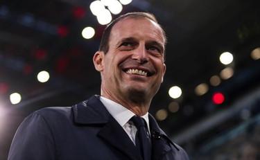 Allegri, um aluno de Gallion que se tornou uma grande empresa sob a liderança da Juventus
