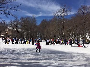 Arriva La Neve In Toscana Si Scia La Situazione Sull Abetone E Alla Doganaccia Attesa Anche Sull Amiata Gruppo Corriere