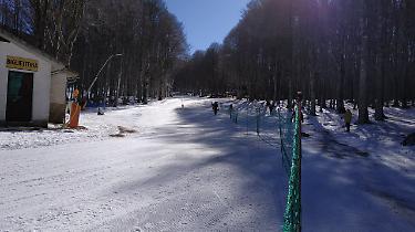 Sci A Siena E In Toscana Neve Sull Amiata All Abetone E Alla Doganaccia Ecco Le Piste Aperte Gruppo Corriere