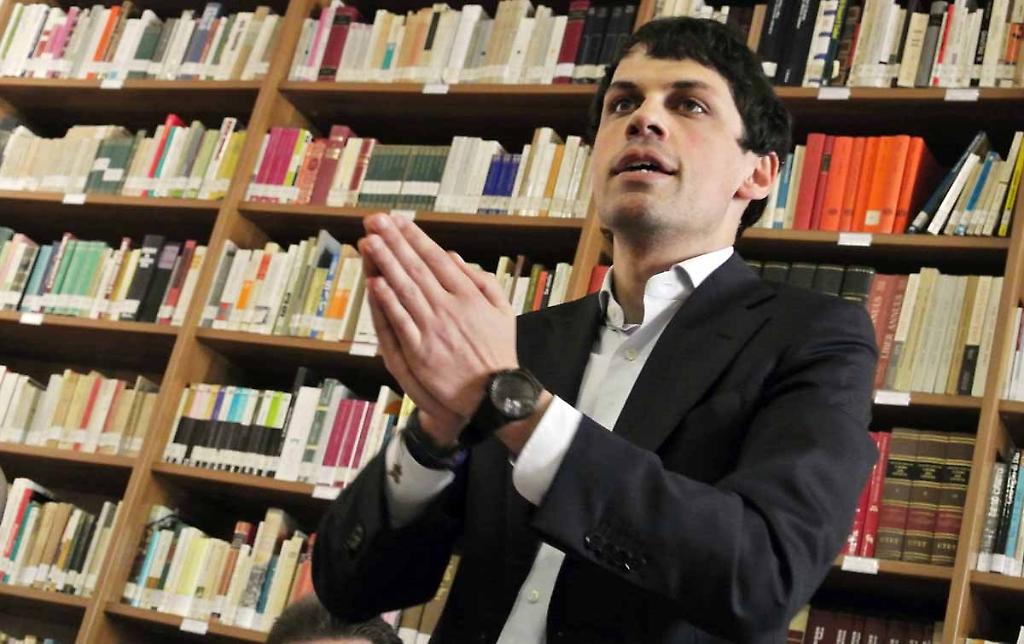 FOTO Perugia, candidato a sindaco: la presentazione di ...