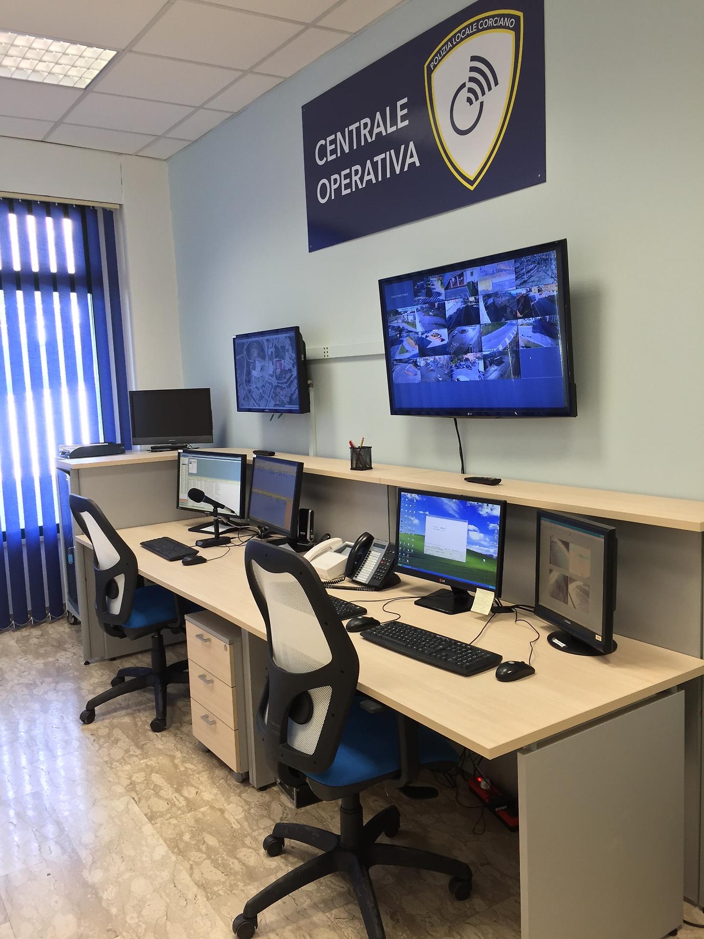 Polizia municipale, nuova centrale operativa - Corriere ...