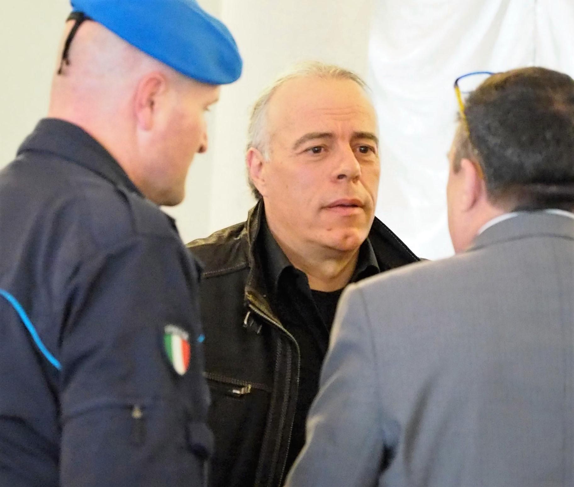 FOTO Omicidio Polizzi, l'udienza in appello – Gruppo Corriere