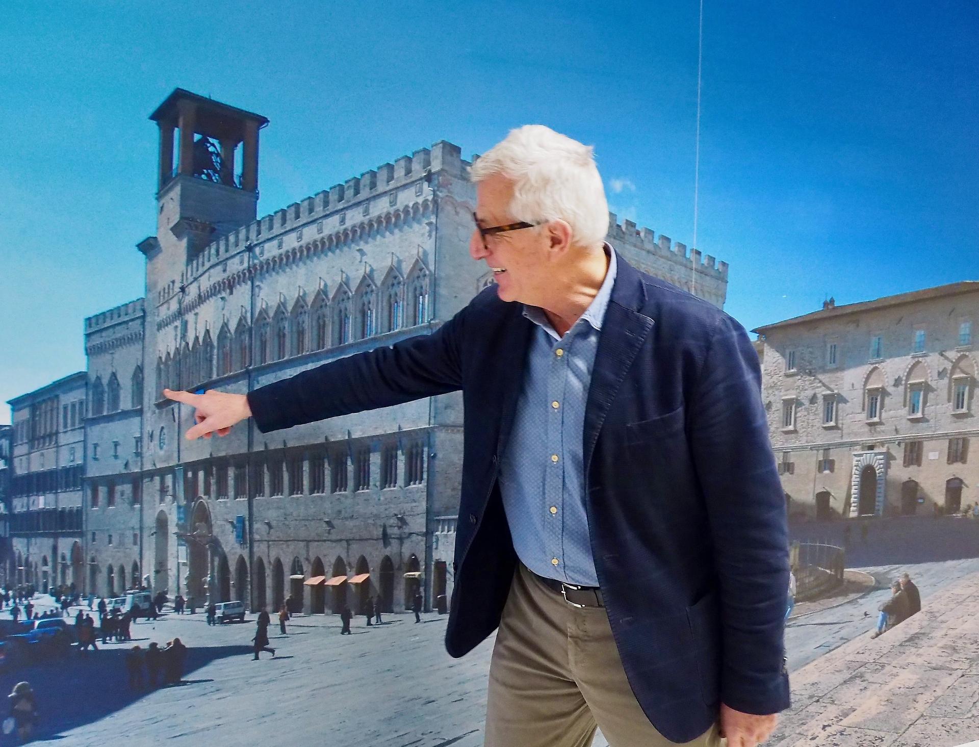 """Giubilei: """"Perugia può rinascere, ma votare Romizi ..."""